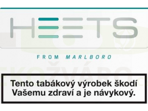 HEETS TURQOUIS LABEL