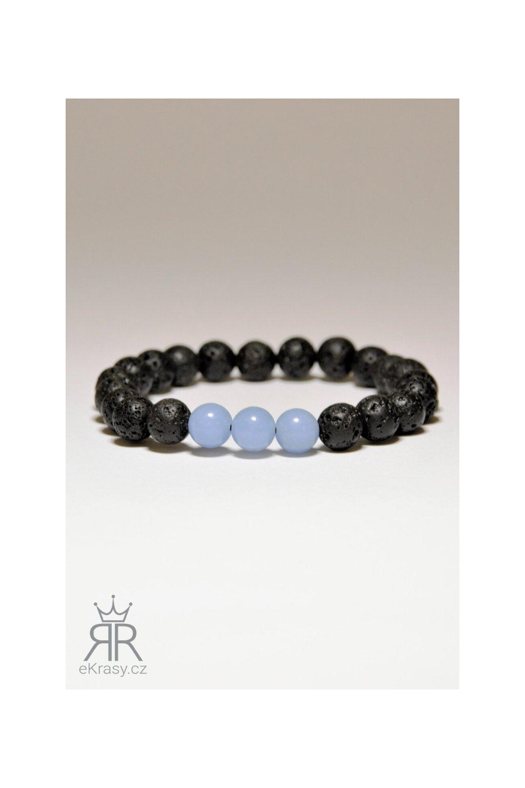 eKrasy náramek Zmrzlík - originální dárek pro muže či ženu