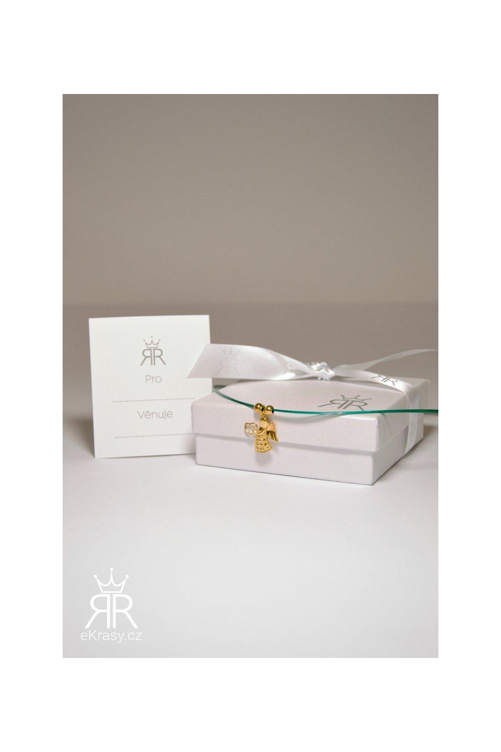 eKrasy náhrdelník Anděl (3)