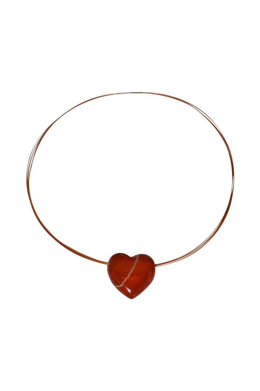 eKrasy náhrdelník Valentýna