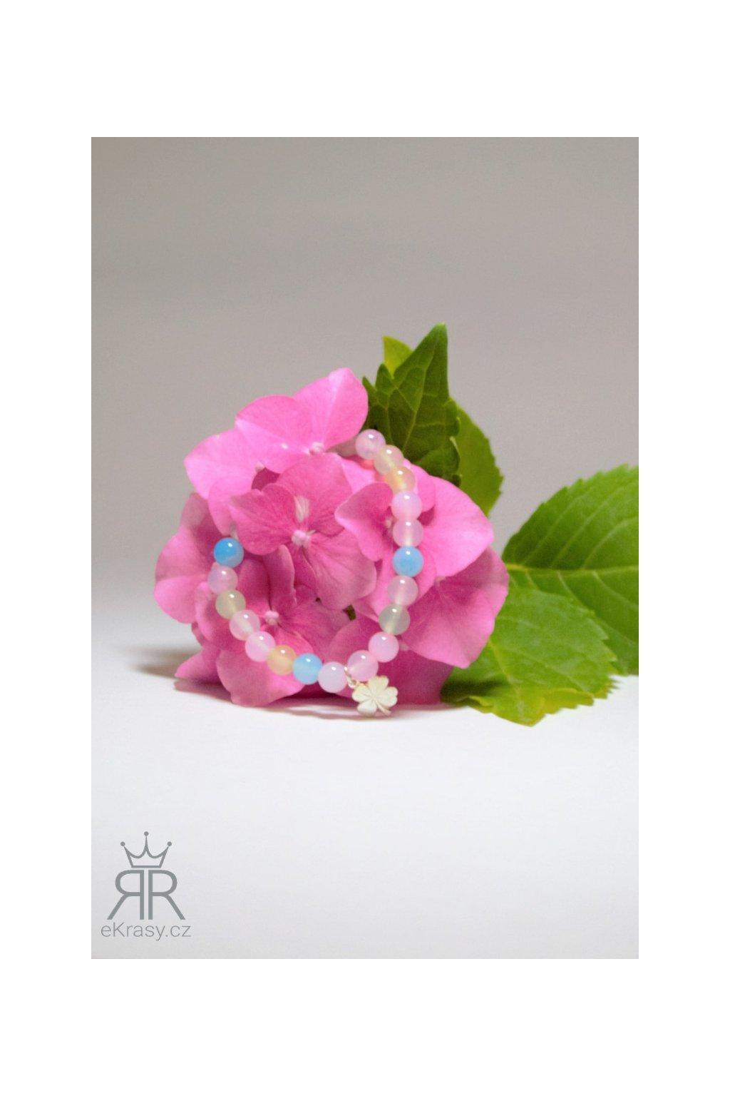 eKrasy náramek Duhová víla - krásný dárek pro dívku