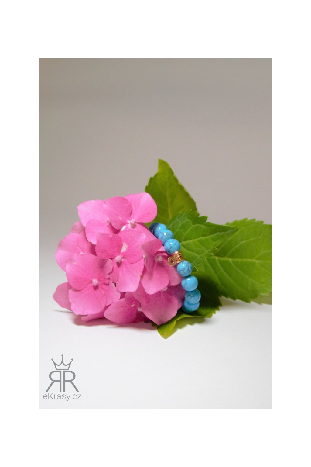 eKrasy náramek Modrý obláček - krásný dárek pro dítě