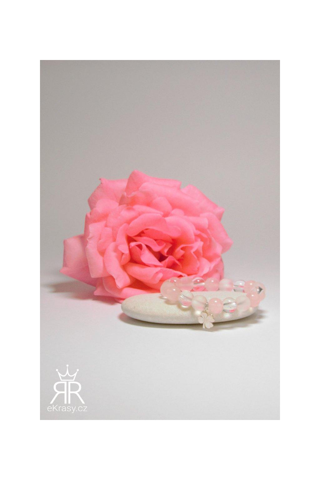 eKrasy náramek Šťastná princezna - ideální dárek pro holčičku