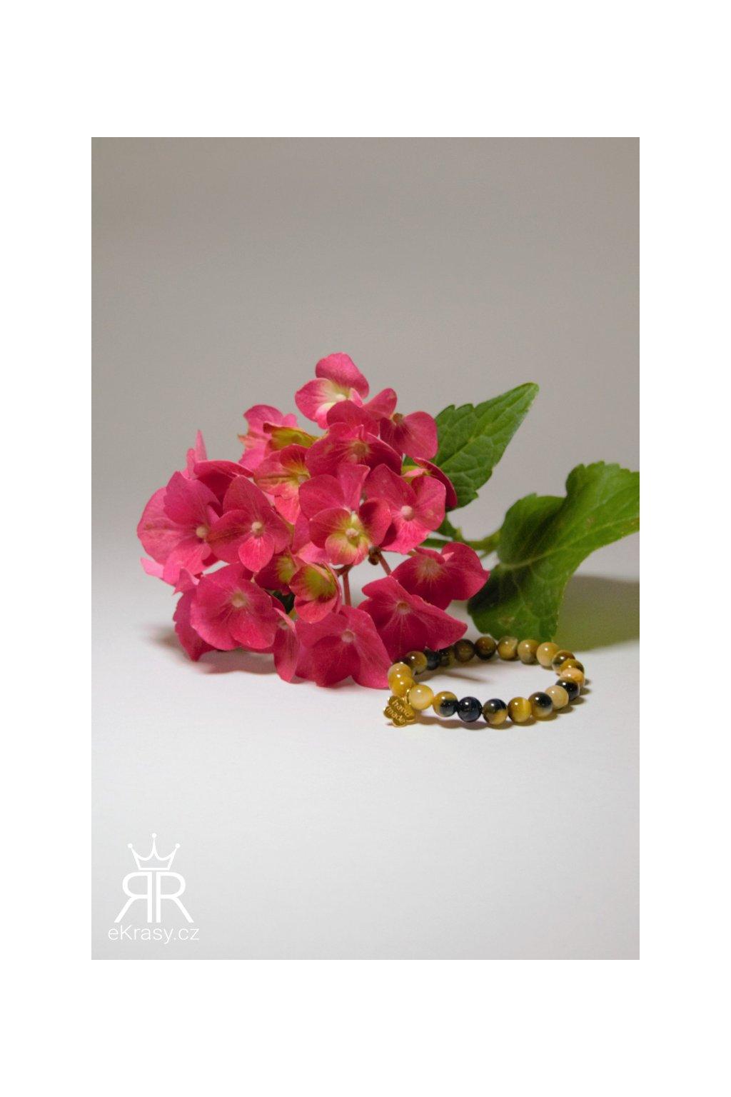 eKrasy náramek Dračí princezna - pravý dárek pro děti