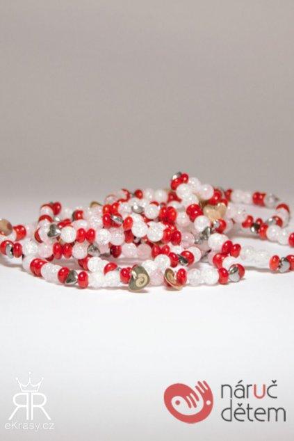 eKrasy - Náruč dětem - krásné náramky pro ženy, které pomáhají dobré věci