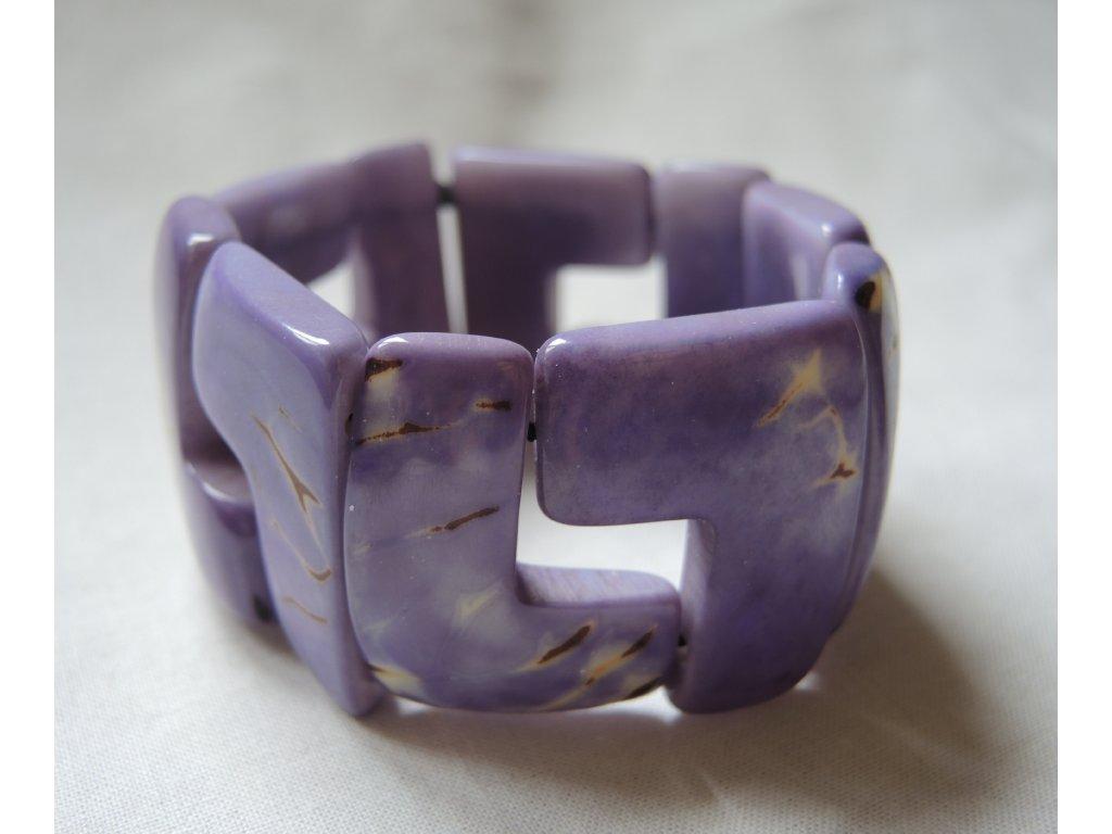 L fialový