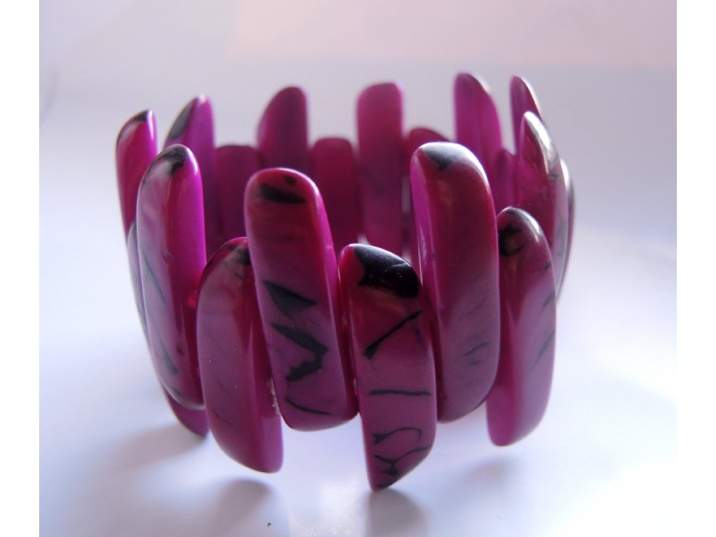 Střapec růžovofialový