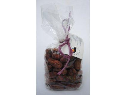 Kakaové boby nepražené