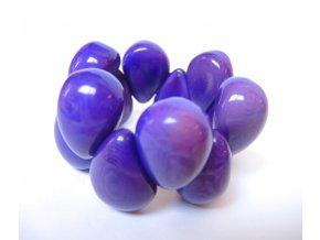 Slzy fialové