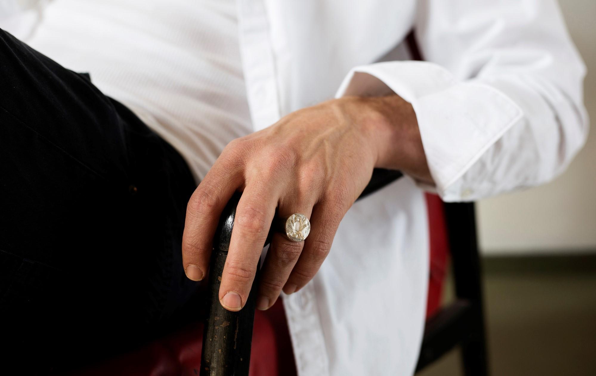 pečetní prsten Melolontha vulgaris