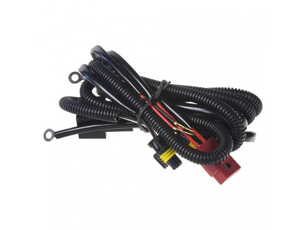 Kabelový svazek pro HID sadu H7 - hid-cabH7