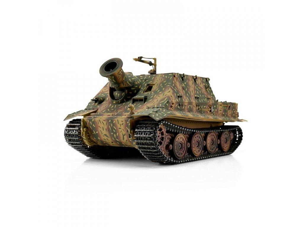 TORRO tank PRO 1/16 RC Sturmtiger kamufláž - infra - TOR700301