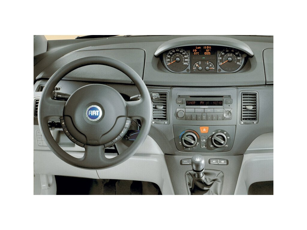 Rámeček autorádia Fiat Idea / Lancia Musa - 372265 1