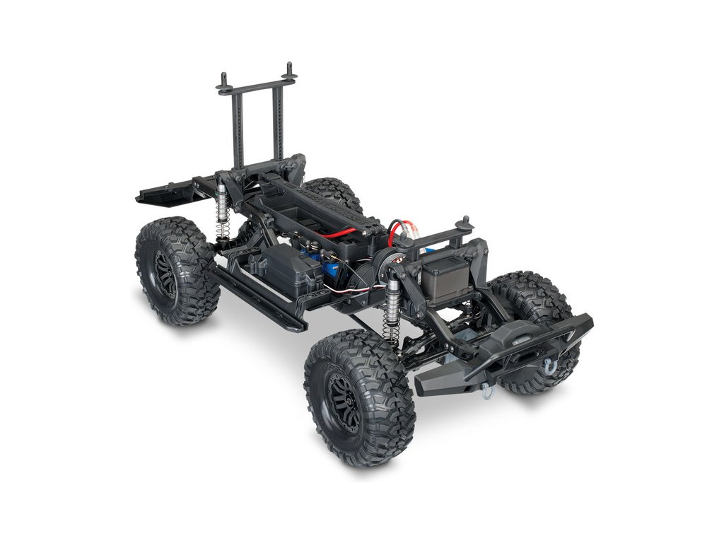TRX 4 3qtr chassis