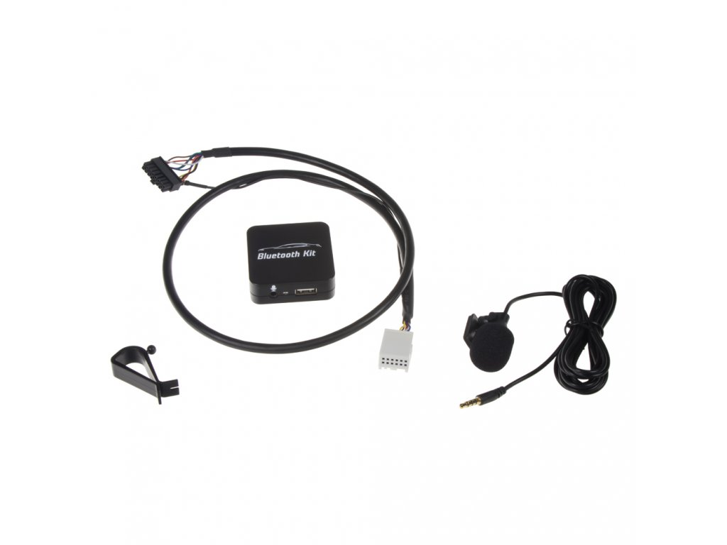 Bluetooth A2DP/handsfree modul pro VW, Škoda, Seat s Most - 552hfvw009