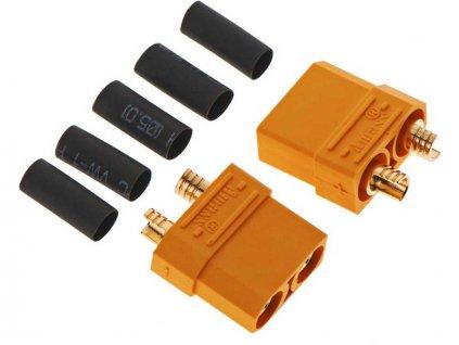 Arrma konektor XT90 samec (2) - ARAC9425