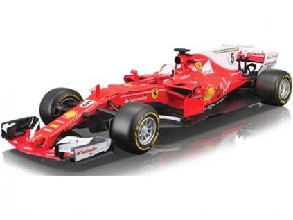 Bburago Ferrari SF70-H 1:18 #5 Vettel - BB18-16805