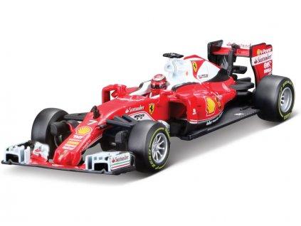 Bburago Signature Ferrari SF16-H 1:43 #7 Raikkonen - BB18-36804R