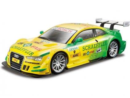 Bburago Audi A5 DTM 1:32 #9 Mike Rockenfeller - BB18-41153