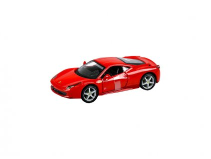 Bburago Ferrari 458 Italia 1:32 červená - BB18-44016