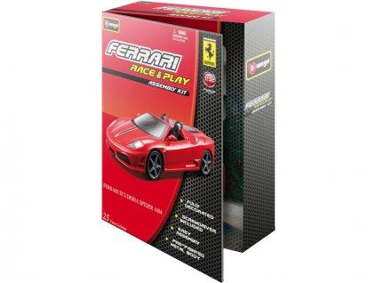 Bburago Kit auta Ferrari 1:32 (sada 6ks)
