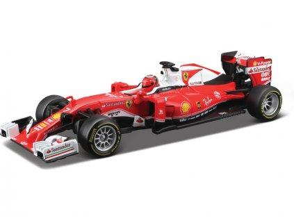 Bburago Ferrari SF16-H 1:32 Raikkonen - BB18-46802Ra