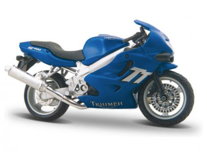 Bburago Kit Triumph TT600 1:18 - BB18-55004