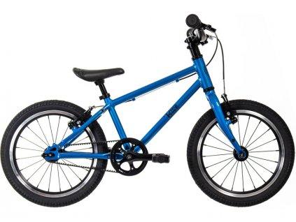 """Bungi Bungi - Dětské kolo 16"""" ultra lehké borůvková modrá - BU-L16BB"""