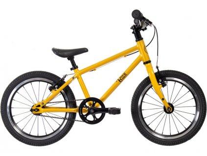"""Bungi Bungi - Dětské kolo 16"""" ultra lehké ananasová žlutá - BU-L16PY"""