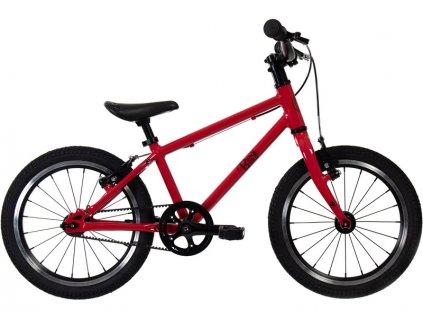 """Bungi Bungi - Dětské kolo 16"""" ultra lehké jahodová červená - BU-L16SR"""