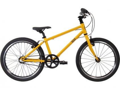 """Bungi Bungi - Dětské kolo 20"""" 3-rychlostní ultra lehké ananasová žlutá - BU-L20-3PY"""