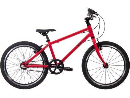 """Bungi Bungi - Dětské kolo 20"""" 3-rychlostní ultra lehké jahodová červená - BU-L20-3SR"""