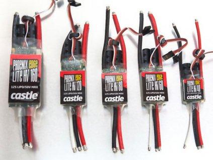 Castle regulátor Phoenix Edge Lite 160HV - CC-010-0114-00