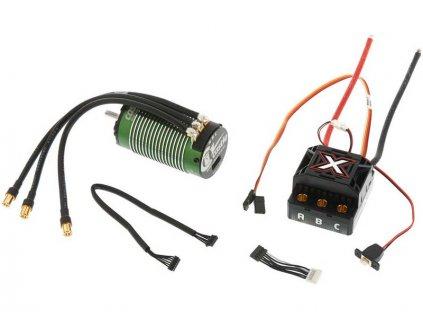 Castle motor 1515 2200ot/V senzored, reg. Mamba Monster X - CC-010-0145-03