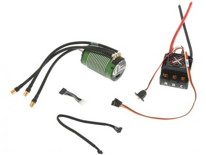 Castle motor 1512 2650ot/V senzored, reg. Mamba Monster X - CC-010-0145-04