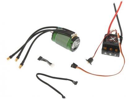 Castle motor 1512 1800ot/V senzored, reg. Mamba Monster X - CC-010-0145-05