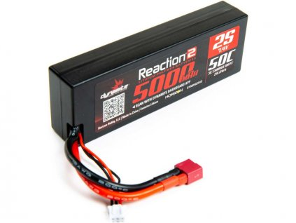 Dynamite LiPo Reaction2 7.4V 5000mAh 50C Deans - DYNB5025HD