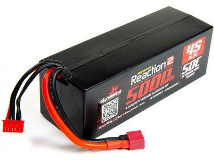 Dynamite LiHV Reaction2 15.2V HV 5000mAh 50C Deans - DYNB5045HVHD