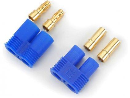 Dynamite konektor EC3 (pár) - DYNC0009
