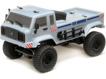 ECX Barrage UV 1:24 FPV 4WD RTR šedý - ECX00018T2