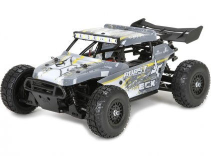 ECX Roost 1:18 4WD žlutý - ECX01005IT2