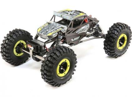 ECX Temper Crawler Gen 2 1:18 4WD RTR žlutý - ECX01015IT1