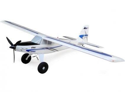 E-flite Turbo Timber 1.5m SAFE Select BNF Basic, plováky - EFL15250