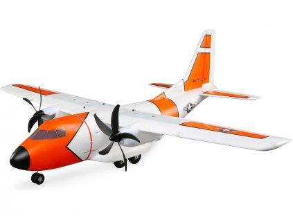 E-flite Cargo EC-1500 1.5m SAFE Select BNF Basic - EFL5750