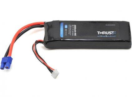 E-flite LiPo Thrust VSI 11.1V 3200mAh 40C EC3 - EFLB32003S40