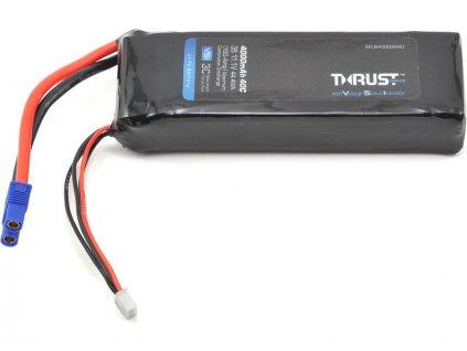 E-flite LiPo Thrust VSI 11.1V 4000mAh 40C EC3 - EFLB40003S40