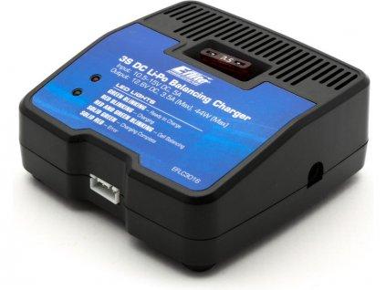 E-flite nabíječ LiPo 3 články s 3.5A balancérem - EFLC3016