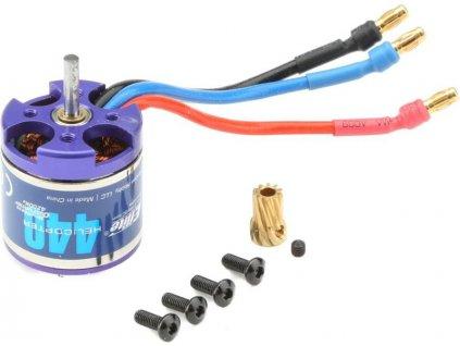 E-flite motor střídavý 450X 4200ot/V SD Heli - EFLM1360HA