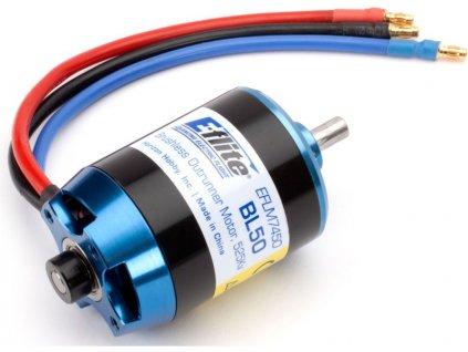 E-flite motor střídavý BL50 525ot/V - EFLM7450