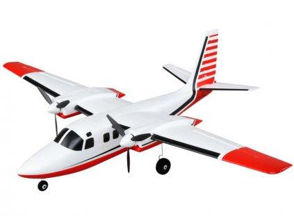 E-flite Aero Commander 0.7m AS3X BNF Basic - EFLU5850